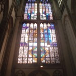 I always love stained glass..