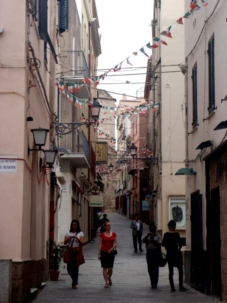 Street in Historic Old Town