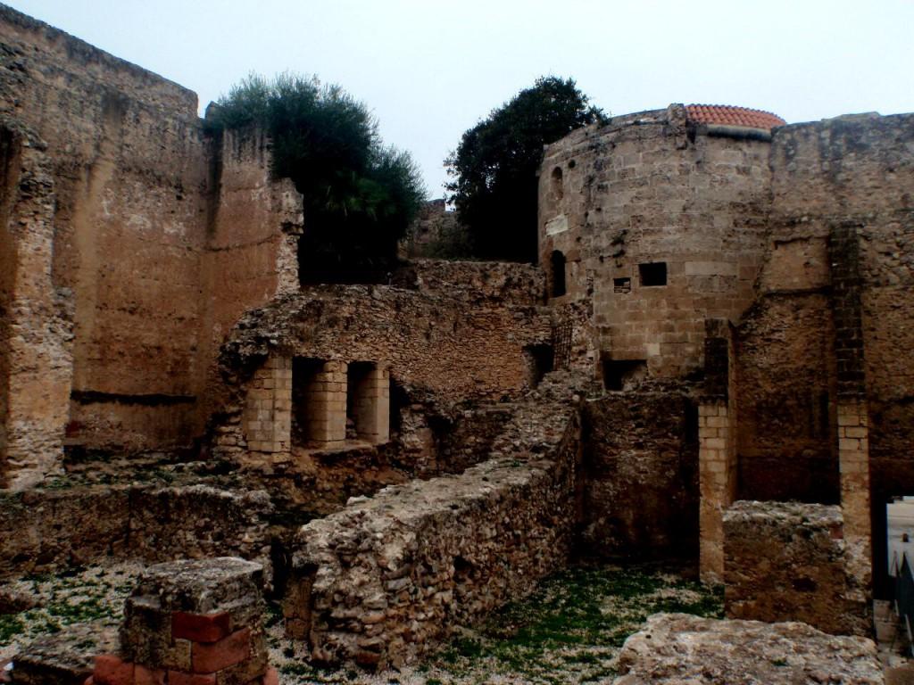 Ruins of Forte Della Madalenetta