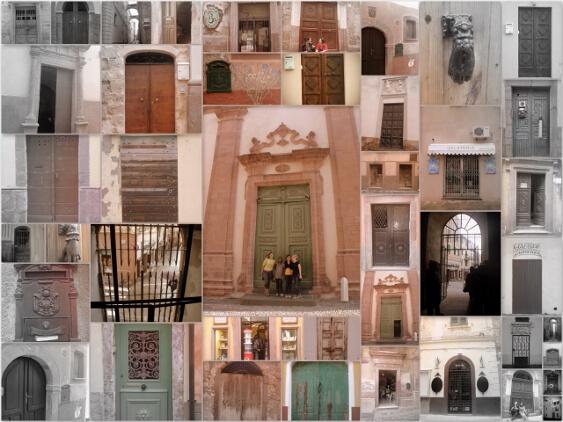Doors of Sardinia