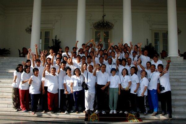 Istana Bogor, Agustus 2010
