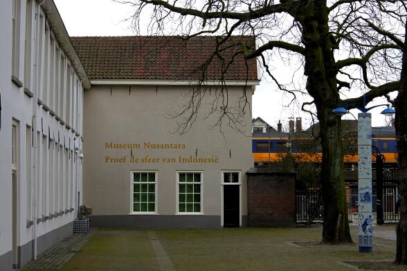 museum nusantara delft