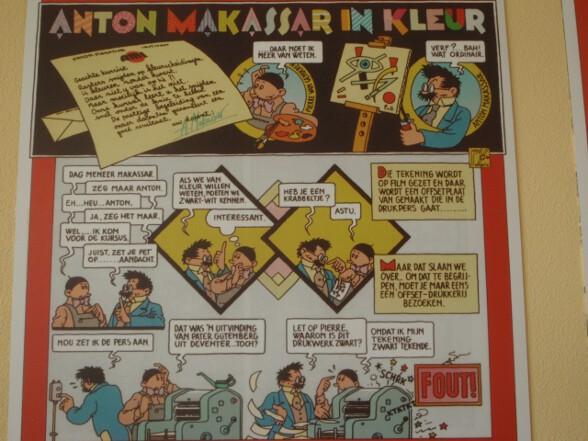 Why Anton Makassar?