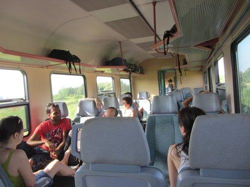 Balkan Trip 1 Aboard The Budapest Split Train Bunga Berbagi Cerita